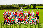 Crotta O'Neill's Cul Camp : U7 Juvenile members of Crotta O'Neills Hurling club who attended Cul Camp at their club grounds on Thursday