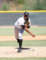 Gregory Infante / Chicago White Sox 2008 Instructional League..Photo by:  Bill Mitchell/Four Seam Images