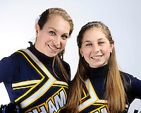 RHAM Cheerleaders 3/1/2011
