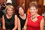 Mary Victory, Kathy Byrne and Ann Byrne celebrating New Years Eve in Hanrattys...(Photo credit should read www.newsfile.ie)....This Picture has been sent you under the conditions enclosed by:.Newsfile Ltd..The Studio,.Millmount Abbey,.Drogheda,.Co Meath..Ireland..Tel: +353(0)41-9871240.Fax: +353(0)41-9871260.GSM: +353(0)86-2500958.email: pictures@newsfile.ie.www.newsfile.ie.