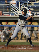 August 24, 2004:  Patrick Breen of the Hudson Valley Renegades, NY-Penn League (Short Season Single-A) affiliate of the Tampa Bay Devil Rays during a game at Dwyer Stadium in Batavia, NY.  Photo by:  Mike Janes/Four Seam Images