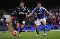 Ipswich Town vs Portsmouth 09-01-16