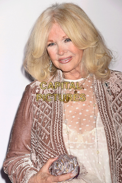 HOLLYWOOD, CA - NOVEMBER 12: Actress Connie Stevens arrives at the AFI FEST 2015 Presented By Audi Closing Night Gala Premiere of Paramount Pictures' 'The Big Short' at TCL Chinese 6 Theatres on November 12, 2015 in Hollywood, California.<br /> <br /> CAP/ROT/TM<br /> &copy;TM/ROT/Capital Pictures