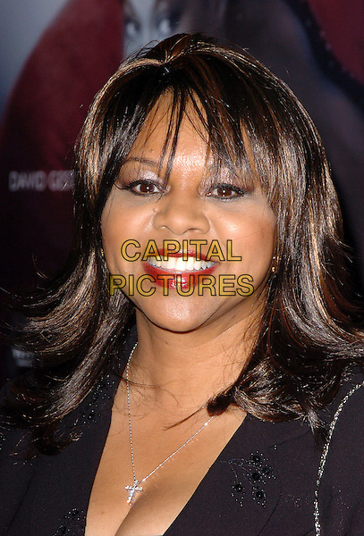 DENISE WILLIAMS.At the Dionne Warwick 45th Anniversary Spectacular at the Kodak Theater, Hollywood, CA, USA..January 26th, 2006.Credit: William  Scott/ AdMedia/Capital Pictures.Ref: WS/ADM.headshot portrait red lipstick.www.capitalpictures.com.sales@capitalpictures.com.© Capital Pictures.
