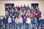St Marys Board na nO?g medal presentations took place in the new Club House on Saturday evening last the honours included; U12 - South Kerry League, Championship & Lee Strand Sraith Chontae Peil 2009 & 2010, U14 - South Kerry League & Championship 2009, U16 - South Kerry Championship 2009.  Bryan Sheehan made the presentation of medals.