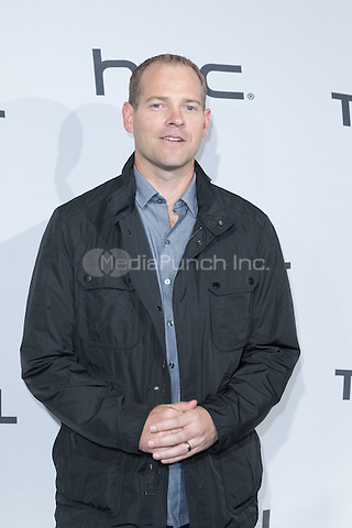 BROOKLYN, NY - OCTOBER 20: Jason Mackenzie on arrivals for TIDALx1020 Concert at Barclays Center in Brooklyn, NY on October 20, 2015. Credit: Abel Fermin/MediaPunch