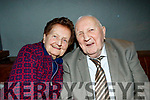 Mary and Nicky Comerfort from St Brendan's Pk, Tralee celebrated their 90th birthday's last Saturday night in the Ashe hotel in the town and also are 66yrs married.