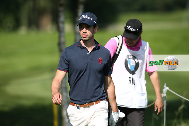 Victor Riu (FRA) during Round Two of the 2015 BMW International Open at Golfclub Munchen Eichenried, Eichenried, Munich, Germany. 26/06/2015. Picture David Lloyd | www.golffile.ie