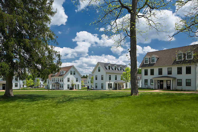 North Campus Housing at Kenyon College | Gund Partnership
