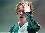 Steve McManaman of Liverpool - Premier League - Nottingham Forest v Liverpool - City Ground - Nottingham - England - 23rd March 1996 - Picture Simon Bellis/Sportimage