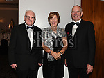 Fr Jim Dunleavy and Oliver and Eileen Tully at the Dominican Ball in the Westcourt hotel. Photo:Colin Bell/pressphotos.ie