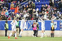 HARRISON, NJ, 04.03.2017 - ESTADOS UNIDOS-INGLATERRA - Ellen White da Inglaterra comemora seu gol durante partida contra os Estados Unidos jogo valido pela segunda rodada da SheBelieves Cup no Red Bull Arena na cidade de Harrison nos Estados Unidos neste sábado , 04. (Foto: William Volcov/Brazil Photo Press)