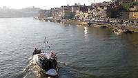 A Bout at Doro River in Porto,Portugal