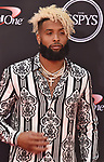 LOS ANGELES, CA - JULY 18: Odell Beckham Jr. attends the 2018 ESPYS at Microsoft Theater at L.A. Live on July 18, 2018 in Los Angeles, California.