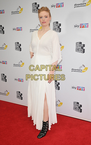Freya Ridings at the South Bank Sky Arts Awards 2019, The Savoy Hotel, The Strand, London, England, UK, on Sunday 07th July 2019.<br /> CAP/CAN<br /> ©CAN/Capital Pictures