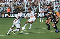 SAO PAULO, SP, 05 MARÇO DE 2012 - CAMP. PAULISTA - SANOTOS X CORINTHIANS -Neymar do Santos durante partida entre Santos x Corinthians na Vila Belmiro.. (FOTO: ADRIANO LIMA - BRAZIL PHOTO PRESS)