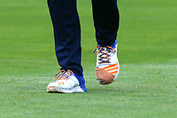 Steven Finn of Middlesex wears rainbow laces during Essex Eagles vs Middlesex, NatWest T20 Blast Cricket at The Cloudfm County Ground on 11th August 2017