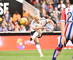 Valencia CF's    Sofiane Feghouli   during La Liga match. January 31, 2016. (ALTERPHOTOS/Javier Comos)