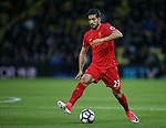 Liverpool's Emre Can in action during the Premier League match at Vicarage Road Stadium, London. Picture date: May 1st, 2017. Pic credit should read: David Klein/Sportimage
