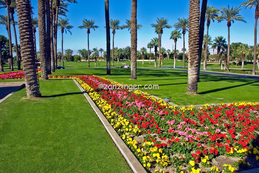 Flower Garden JW Marriott, Palm Desert, CA