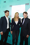 Joshua Jackson, Anna Torv and John Noble star in Fringe and attend The Fox 2012 Programming Presentation on May 14, 2012 at Wollman Rink, Central Park, New York City, New York. (Photo by Sue Coflin/Max Photos) 917-647-8403