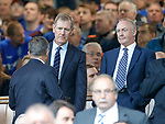 21.07.2019: Rangers v Blackburn Rovers: Rangers chairman Dave King