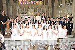 Kenmare Communions on Saturday