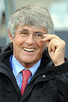 Iraq manager Bora Milutinovic. Spain defeated Iraq 1-0 during the FIFA Confederations Cup at Free State Stadium, in Mangaung/Bloemfontein South Africa on June 17, 2009.