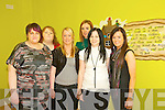 Fion Flynn ( childcare assistant), Tracey Whyte (childcare assistant), Patrica Comerford (childcare assistant), Tara Whyte ( Creche supervisor), Louise Corridon (childcare assistant),  and Catriona Begley (childcare assistant)...   Copyright Kerry's Eye 2008