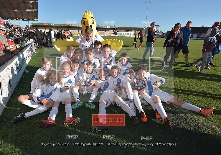 15/05/2016 Hogan Cup Final 2016 U-12's  BJFF v Foxhall<br /> To order a print click on &quot;Add to Cart&quot; Size and pricing options will be displayed