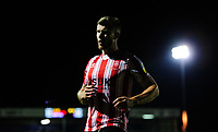 Lincoln City's Michael O'Connor<br /> <br /> Photographer Chris Vaughan/CameraSport<br /> <br /> The EFL Checkatrade Trophy Group H - Lincoln City v Mansfield Town - Tuesday September 4th 2018 - Sincil Bank - Lincoln<br />  <br /> World Copyright © 2018 CameraSport. All rights reserved. 43 Linden Ave. Countesthorpe. Leicester. England. LE8 5PG - Tel: +44 (0) 116 277 4147 - admin@camerasport.com - www.camerasport.com