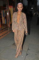 Jade Laurice at the Fashion Re-told pop-up shop launch party, Fashion Re-told, Sloane Street, London, England, UK, on Thursday 12 April 2018.<br /> CAP/CAN<br /> &copy;CAN/Capital Pictures