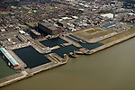 Liverpool Waters - Aerial Views