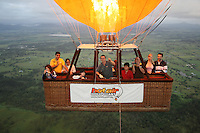 20120203 February 3 Hot Air Balloon Gold Coast