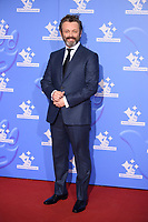 Michael Sheen<br /> celebrating the inspirational winners in this year's National Lottery Awards, the search for the UK's favourite National Lottery-funded projects.  The glittering National Lottery Awards show, hosted by Ore Oduba, is on BBC One at 10.45pm on Wednesday 26th September.<br /> <br /> ©Ash Knotek  D3434  21/09/2018
