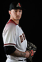 Arizona Diamondbacks Will Locante (64) during photo day on February 28, 2016 in Scottsdale, AZ.