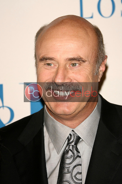 Dr. Phil McGraw<br />at The Museum of Television & Radio's Annual Los Angeles Gala. Regent Beverly Wilshire Hotel, Beverly Hills, CA. 10-30-06<br />Dave Edwards/DailyCeleb.com 818-249-4998