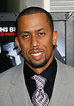 "HOLLYWOOD, CA. - May 20: Affion Crockett  arrives at the Los Angeles Premiere of ""Dance Flick"" at the ArcLight Theatre on May 20, 2009 in Hollywood, Californnia"