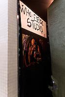 Studio di registrazione Where Else. Bagni pubblici di via Agliè. Torino