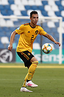Dion Cools of Belgium  in action<br /> Reggio Emilia 16-06-2019 Stadio Città del Tricolore <br /> Football UEFA Under 21 Championship Italy 2019<br /> Group Stage - Final Tournament Group A<br /> Poland - Belgium<br /> Photo Cesare Purini / Insidefoto