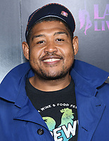 09 March 2019 - Los Angeles, California - Omar Benson Miller. Grand Opening of Shaquille's at L.A. Live held at Shaquille's at L.A. Live. Photo Credit: Birdie Thompson/AdMedia