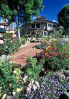 The Barnyard Shopping Village in Carmel, California.