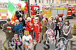 Listowel Parade; Members of the Polish community in Listowel who took part in the St. Partrick's Day Parade in Listowel.