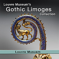 Gothic Limoges Enamel Artifacts - Louvre Museum - Pictures & Images