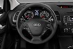 Car pictures of steering wheel view of a 2016 KIA Forte-Koup EX 2 Door Coupe Steering Wheel