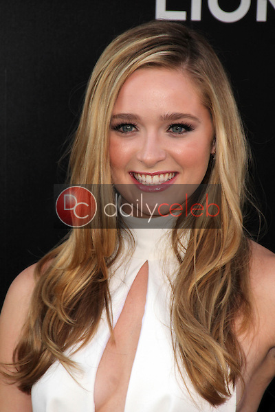 Greer Grammer<br />