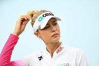 SINGAPORE - MARCH 02: Nelly Korda of USA on the 3rd during the third round of the HSBC Women's World Championship 2019 at Sentosa Golf Club - Tanjong Course, Singapore on March 02, 2019.<br /> .<br /> .<br /> .<br /> (Photo by: Naratip Golf Srisupab/SEALs Sports Images)<br /> .<br /> Any image use must include a mandatory credit line adjacent to the content which should read: Naratip Golf Srisupab/SEALs Sports Images