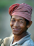 A man in the village of Dong in northern Cambodia.