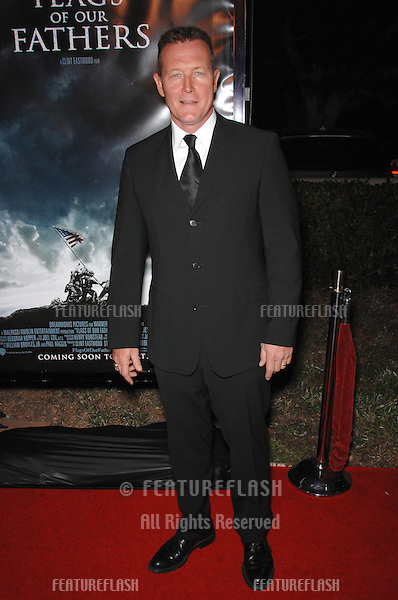 "ROBERT PATRICK at the Los Angeles premiere of ""Flags of our Fathers""..October 9, 2006  Los Angeles, CA.Picture: Paul Smith / Featureflash"