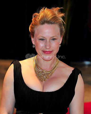 Patricia Arquette arrives at the Washington Hilton Hotel for the 2010 White House Correspondents Association Annual Dinner in Washington, D.C. on Saturday, May 1, 2010.<br /> Credit: Ron Sachs / CNP<br /> (RESTRICTION: NO New York or New Jersey Newspapers or newspapers within a 75 mile radius of New York City) /MediaPunch